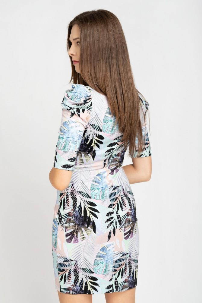 Kolorowa Sukienka MARRINA