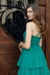 Sukienka na ramiączkach Tibura