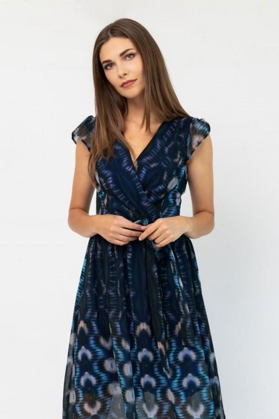 Długa Sukienka DENEBA1