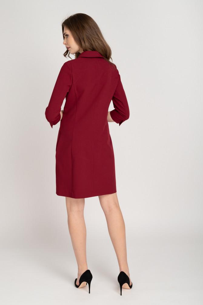 Żakietowa Sukienka MAXIME