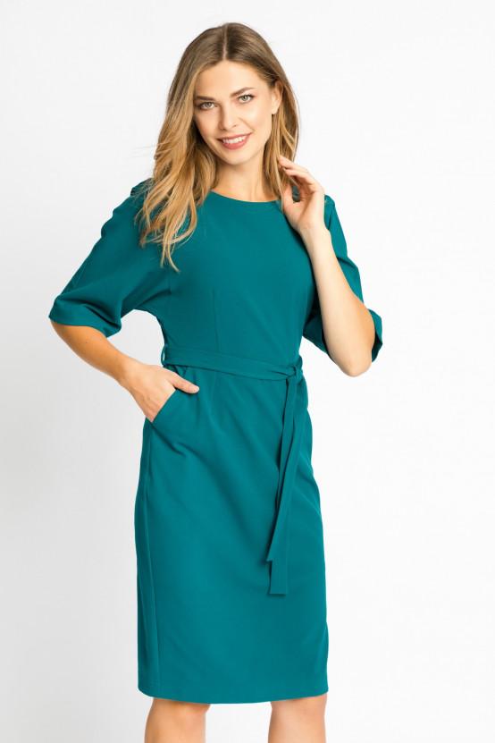 Biznesowa sukienka SALANDRA