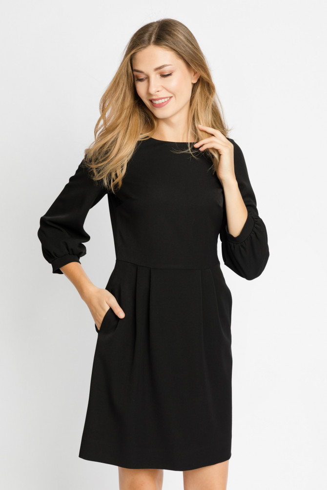 Sukienka z kieszeniami ROSANA