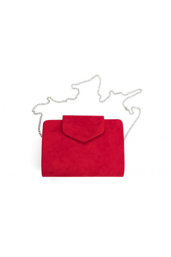 Czerwona kopertówka Visssavi