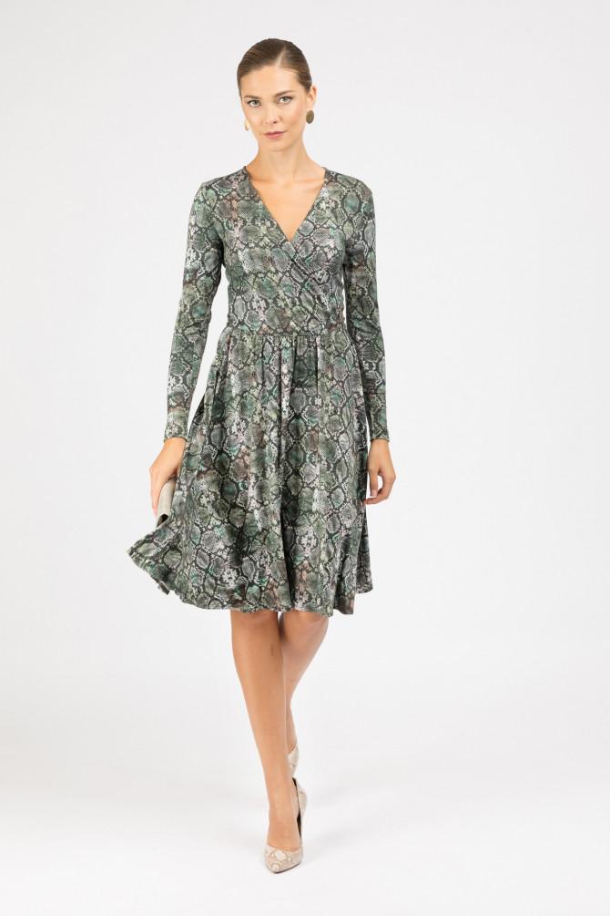 Sukienka NIRVANA