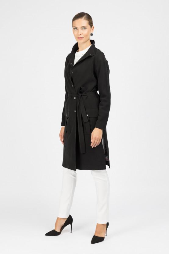 Płaszcz z paskiem LOBSTER