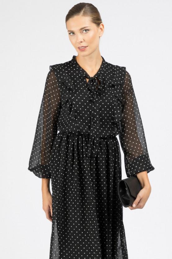Sukienka w kropki HAVA