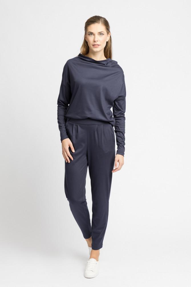 Bawełniane Spodnie RUE