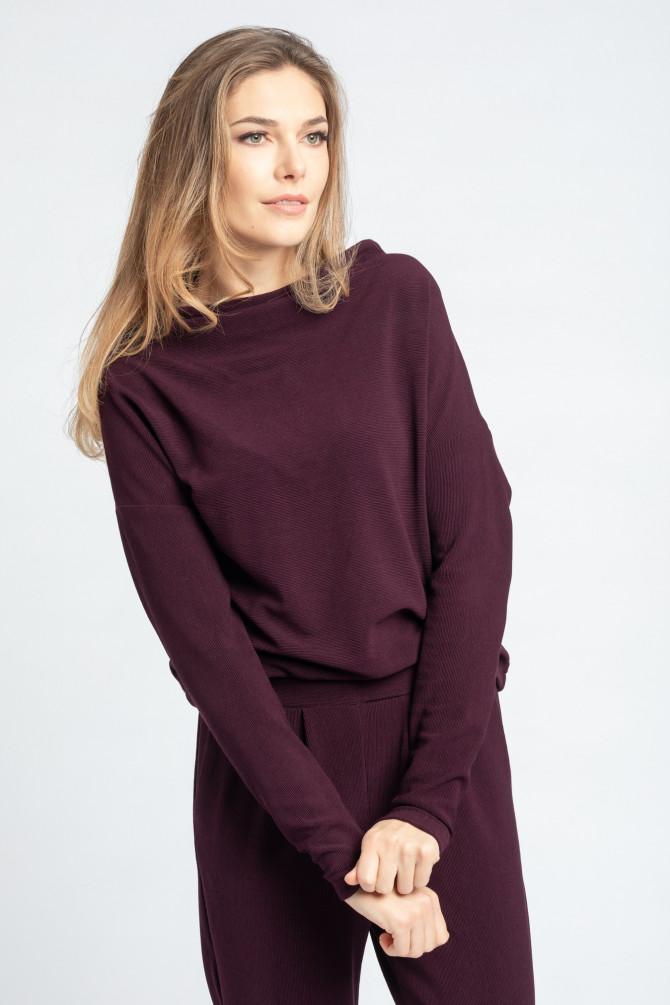 Dzianinowa Bluza MEGGI