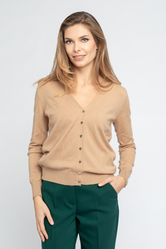 Zapinany Sweter POLLY