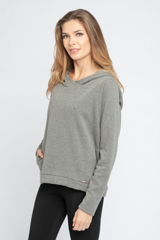 Bawełniana Bluza z kapturem ABBY