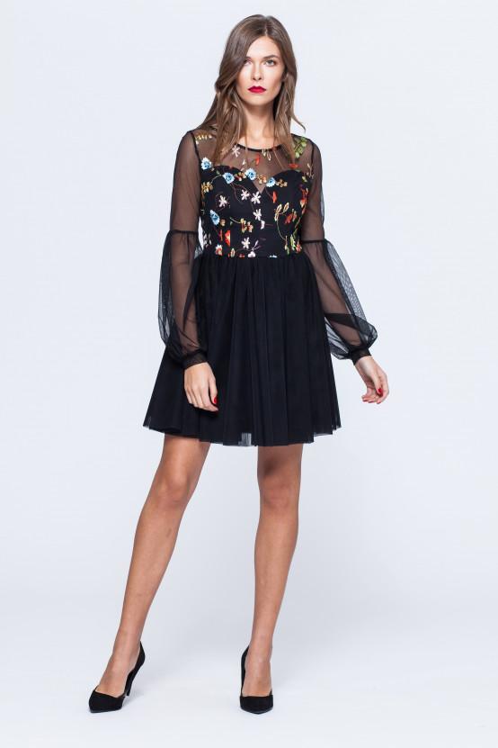 Sukienka FLORES