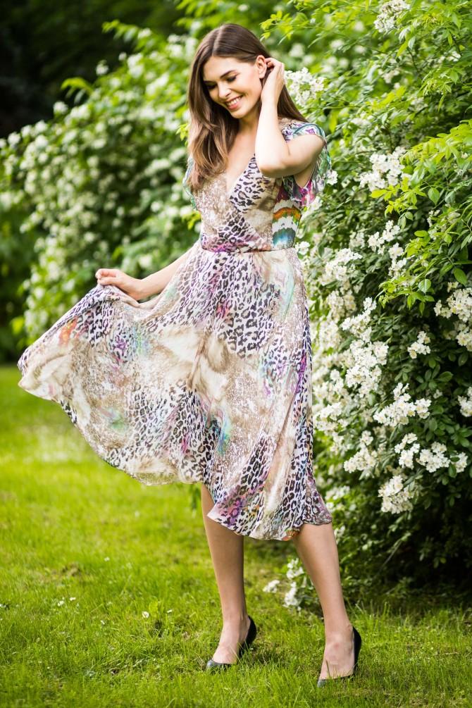 Sukienka WEGA