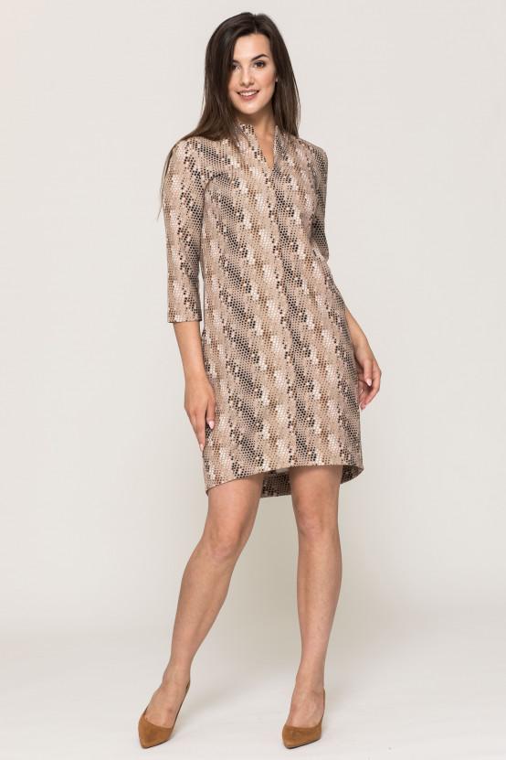 Sukienka w kropki ABIGAIL