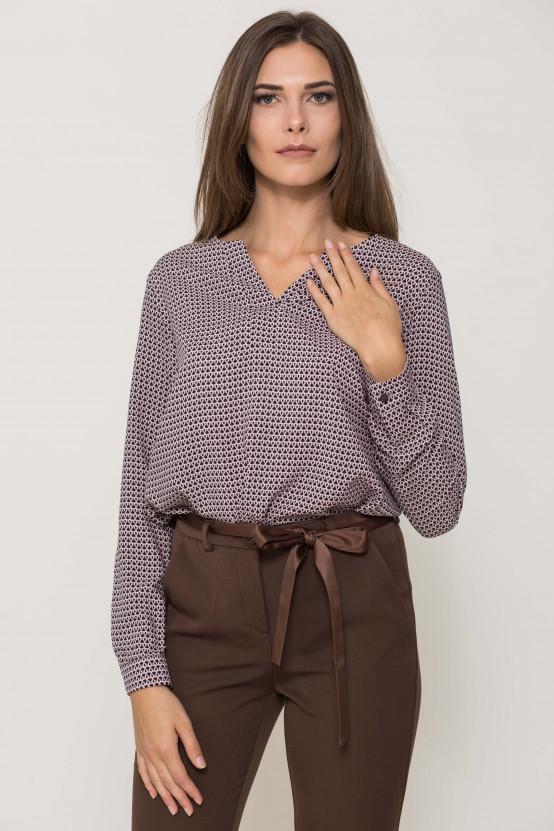 Bluzka z wiskozy MAGMA