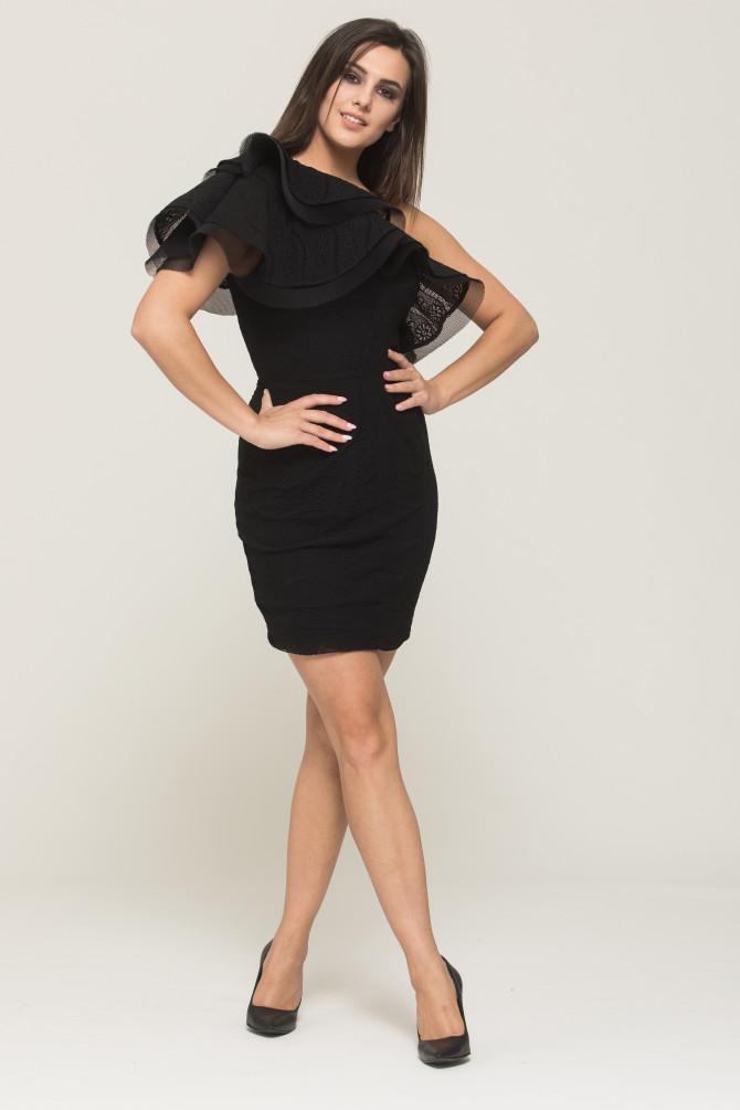 Efektowna sukienka z koronki ARLETTE
