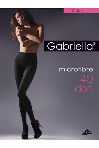 MICROFIBRE 40 den czarny