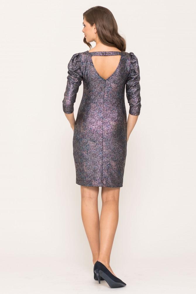 Błyszcząca Sukienka VIVIEN