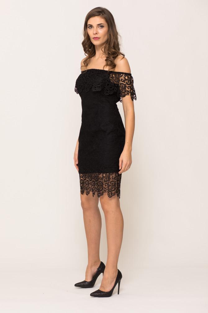 Sukienka z koronki BELLUNA