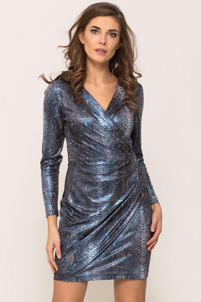 Dopasowana Sukienka ALIXE