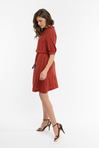 Sukienka z paskiem HILAL