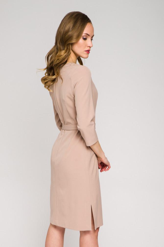 Sukienka z paskiem KAISA