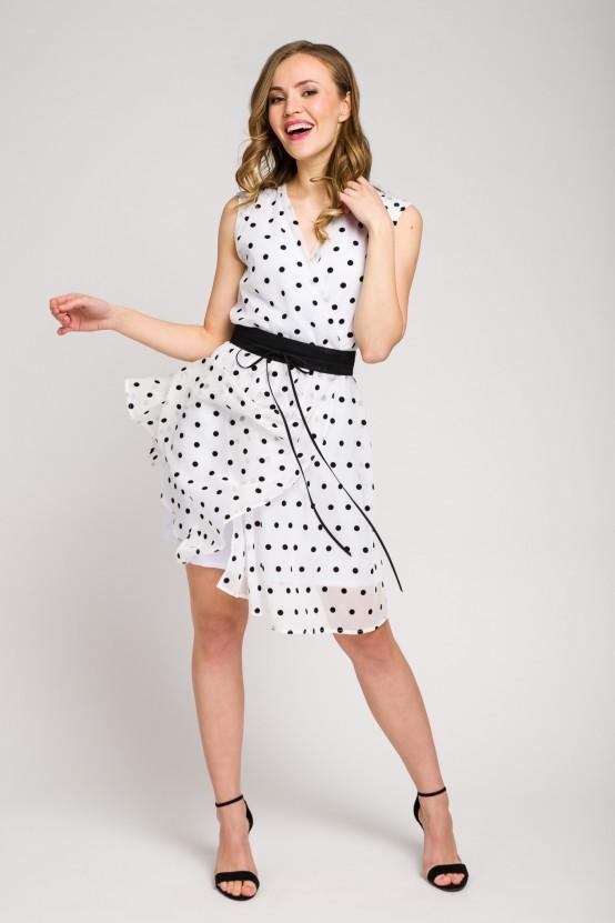 Sukienka w kropki ROMA